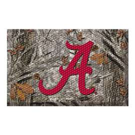 University of Alabama  Scraper Mat Mat, Rug , Carpet