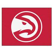 NBA - Atlanta Hawks  All Star Mat Rug Carpet Mats
