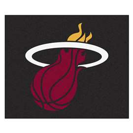 NBA - Miami Heat  Tailgater Mat Rug, Carpet, Mats