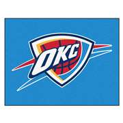 NBA - Oklahoma City Thunder All-Star Mat Rectangular Mats