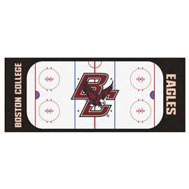Boston College Rink Runner Runner Mats