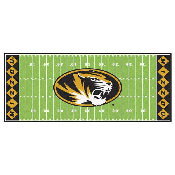 FANMATS NCAA University of Missouri Tigers Polyester Seat Cover 15095