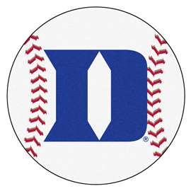 Duke University Baseball Mat Ball Mats