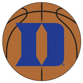Duke University Basketball Mat Ball Mats