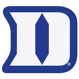 Duke University Mascot Mat Custom Shape Rugs