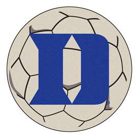 Duke University Soccer Ball Ball Mats