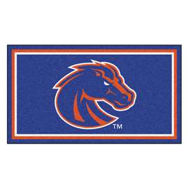 Boise State University 3x5 Rug Plush Rugs