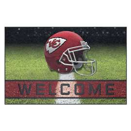 NFL - Kansas City Chiefs Crumb Rubber Door Mat Door Mats