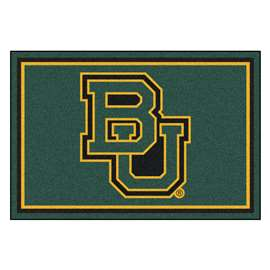 Baylor University 5x8 Rug Plush Rugs