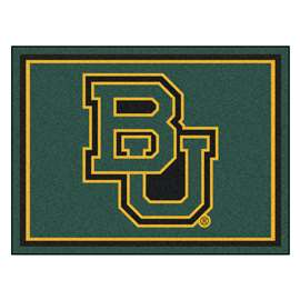 Baylor University 8x10 Rug Plush Rugs