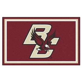 Boston College 4x6 Rug Plush Rugs