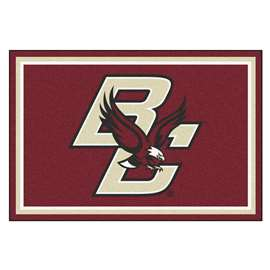Boston College 5x8 Rug Plush Rugs