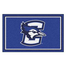 Creighton University 4x6 Rug Plush Rugs