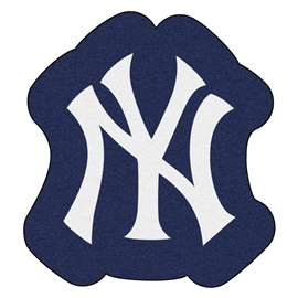 MLB - New York Yankees Mascot Mat Custom Shape Rugs