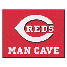 MLB - Cincinnati Reds Man Cave All-Star Rectangular Mats
