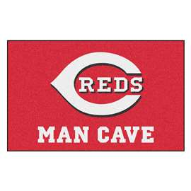 MLB - Cincinnati Reds Man Cave Ultimat Rectangular Mats