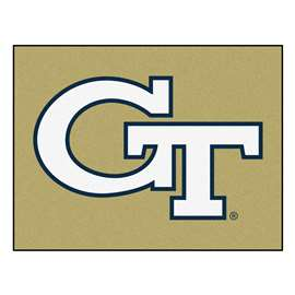 Georgia Tech  All Star Mat Rug Carpet Mats