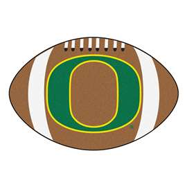 University of Oregon  Football Mat Mat Rug Carpet