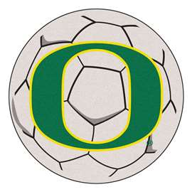 University of Oregon  Soccer Ball Mat, Rug , Carpet