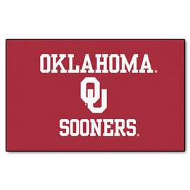 University of Oklahoma  Ulti-Mat Rug, Carpet, Mats