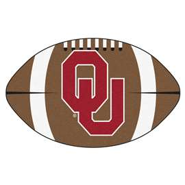 University of Oklahoma  Football Mat Mat Rug Carpet