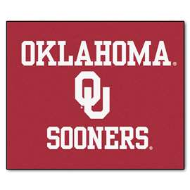 University of Oklahoma  Tailgater Mat Rug, Carpet, Mats