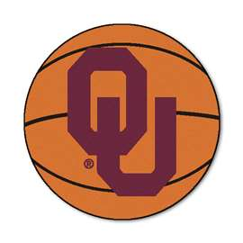 University of Oklahoma  Basketball Mat Rug Carpet Mats