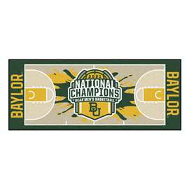 Baylor University Bears 2021 NCAA Basketball National Champions NCAA Basketball Runner