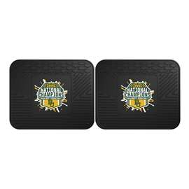 Baylor University Bears 2021 NCAA Basketball National Champions 2 Utility Mats