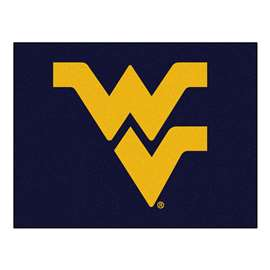 West Virginia University  All Star Mat Rug Carpet Mats