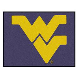 West Virginia University  Tailgater Mat Rug, Carpet, Mats