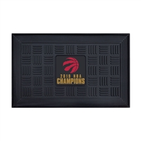 NBA - Toronto Raptors 2019 NBA Finals Champions Medallion Door Mat