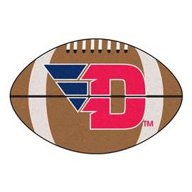 University of Dayton  Football Mat Mat Rug Carpet