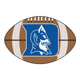 Duke University Football Mat Ball Mats
