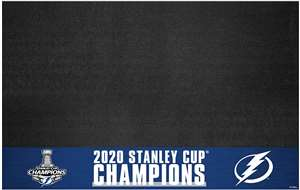 Tampa Bay Lightning 2020 Stanley Cup Champions Grill Mat
