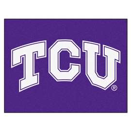 Texas Christian University All-Star Mat Rectangular Mats