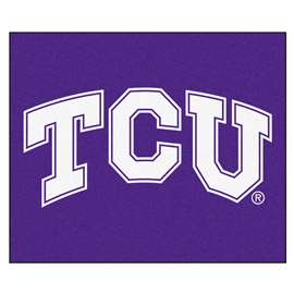 Texas Christian University Tailgater Mat Rectangular Mats