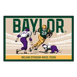 Baylor University Starter Mat - Ticket Baylor