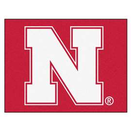 University of Nebraska  All Star Mat Rug Carpet Mats