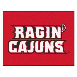 Louisiana-Lafayette  All Star Mat Rug Carpet Mats