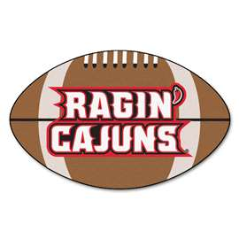 Louisiana-Lafayette  Football Mat Mat Rug Carpet