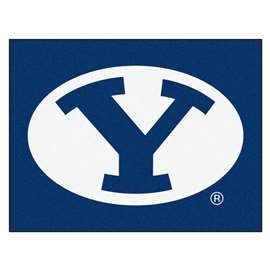 Brigham Young University  All Star Mat Rug Carpet Mats