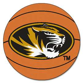 University of Missouri  Basketball Mat Rug Carpet Mats