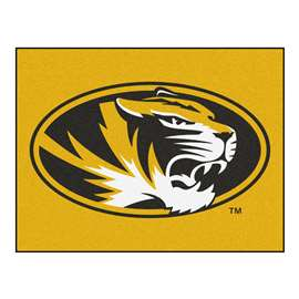University of Missouri  All Star Mat Rug Carpet Mats