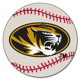 University of Missouri  Baseball Mat Rug Carpet Mats