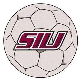 Southern Illinois University Soccer Ball Ball Mats