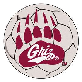 University of Montana Soccer Ball Ball Mats