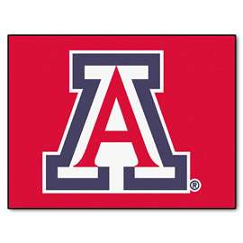 University of Arizona  All Star Mat Rug Carpet Mats