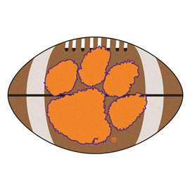 Clemson University Football Mat Ball Mats