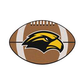 University of Southern Mississippi Football Mat Ball Mats